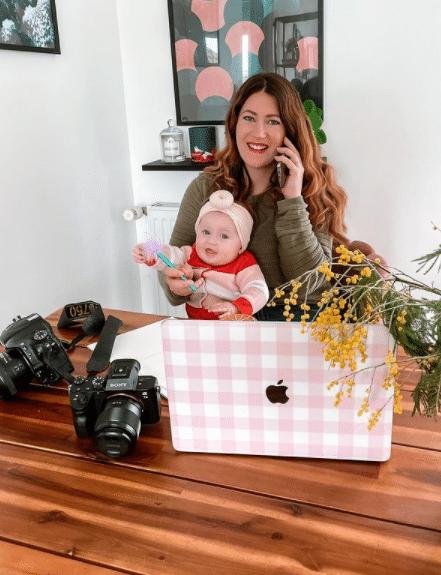 Maman hyperactive : le quotidien bien rempli d'Elodie